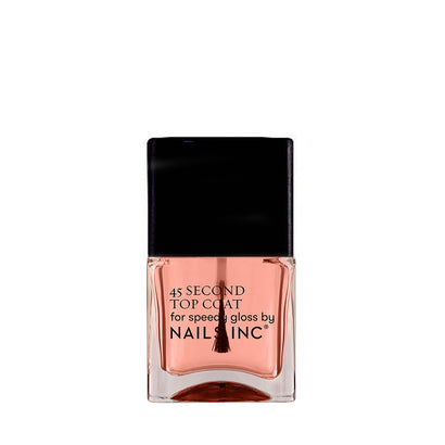 Nails.INC MINI 45 Second Top Coat With Retinol - 5ml