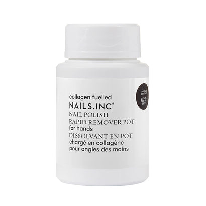 Nails.INC Nail Polish Remover Pot Powered By Collagen
