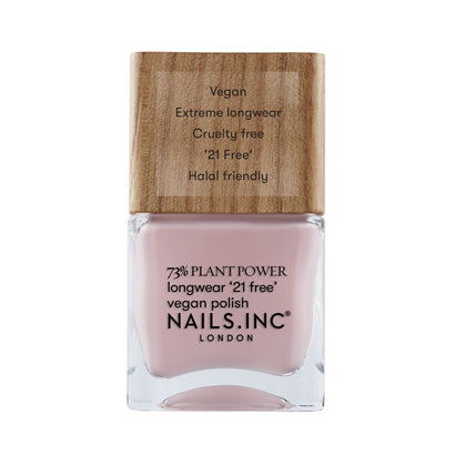 Nails.INC Plant Power - Mani Meditation