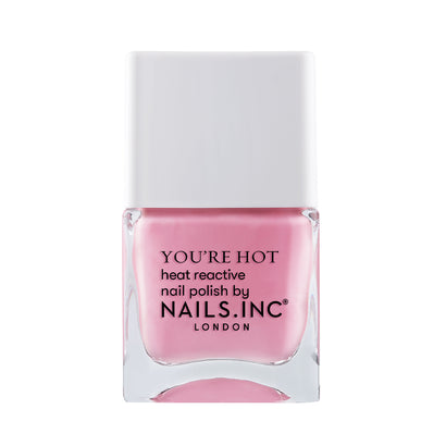 Nails.INC Thermochromic - Hotter Than Hot