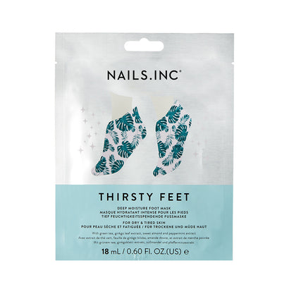 Nails.INC Thirsty Feet Foot Mask