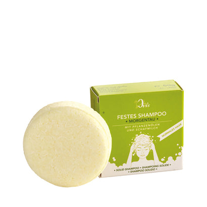 Ovis Solid Shampoo - Morning Dew 50g