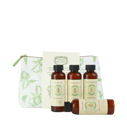 Panier des Sens Almond Body Care Set