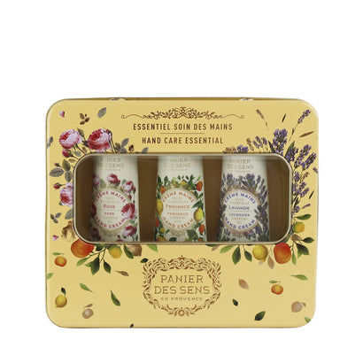 Panier des Sens Essentials Hand Care Gift Set