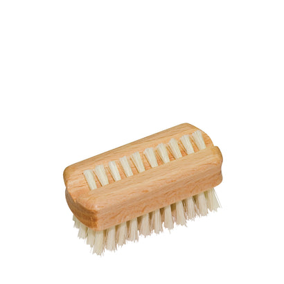 Redecker Beechwood Travel Nail Brush