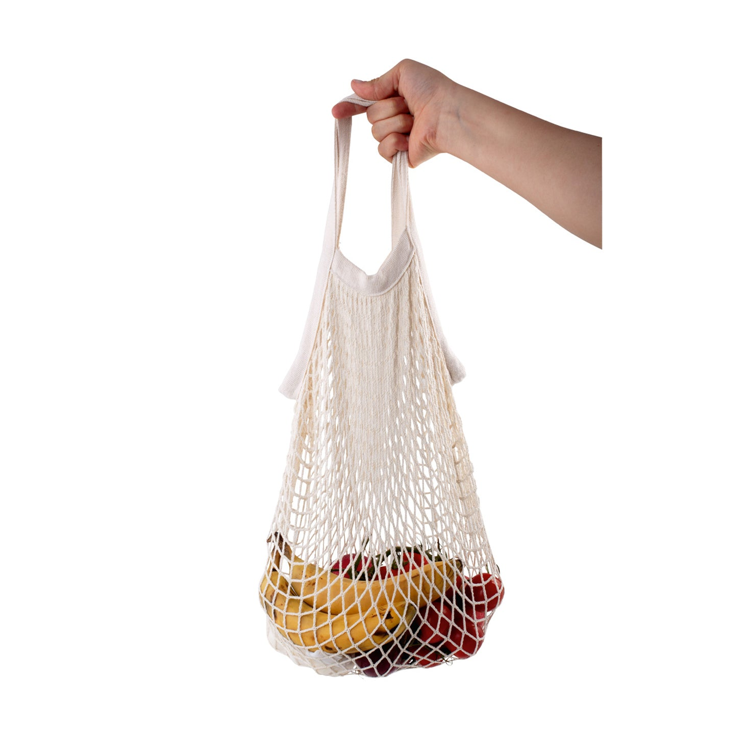 Redecker Natural Weave Shopping Bag