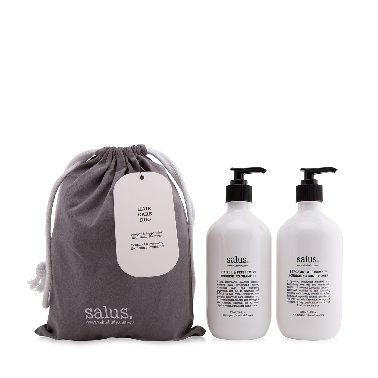 Salus Hair Care Duo - Value $70.00