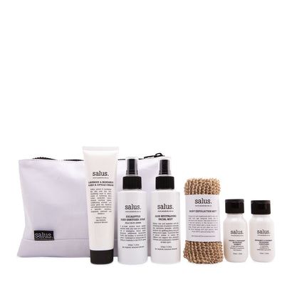 Salus Travel Set - Value $103