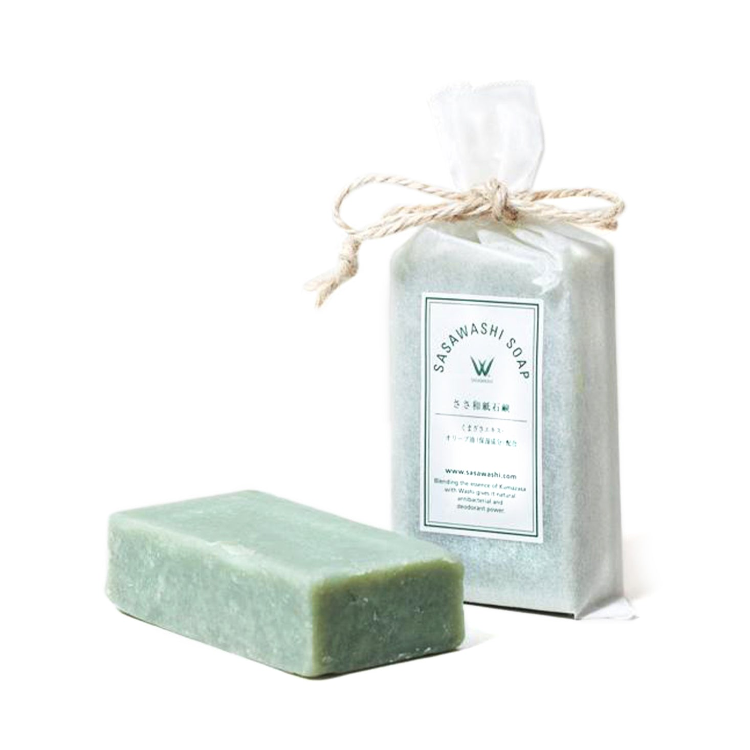 Sasawashi Olive Oil Soap