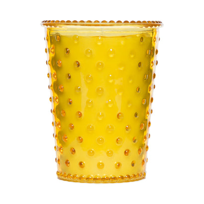 Simpatico Meyer Lemon Hobnail 100hr Candle