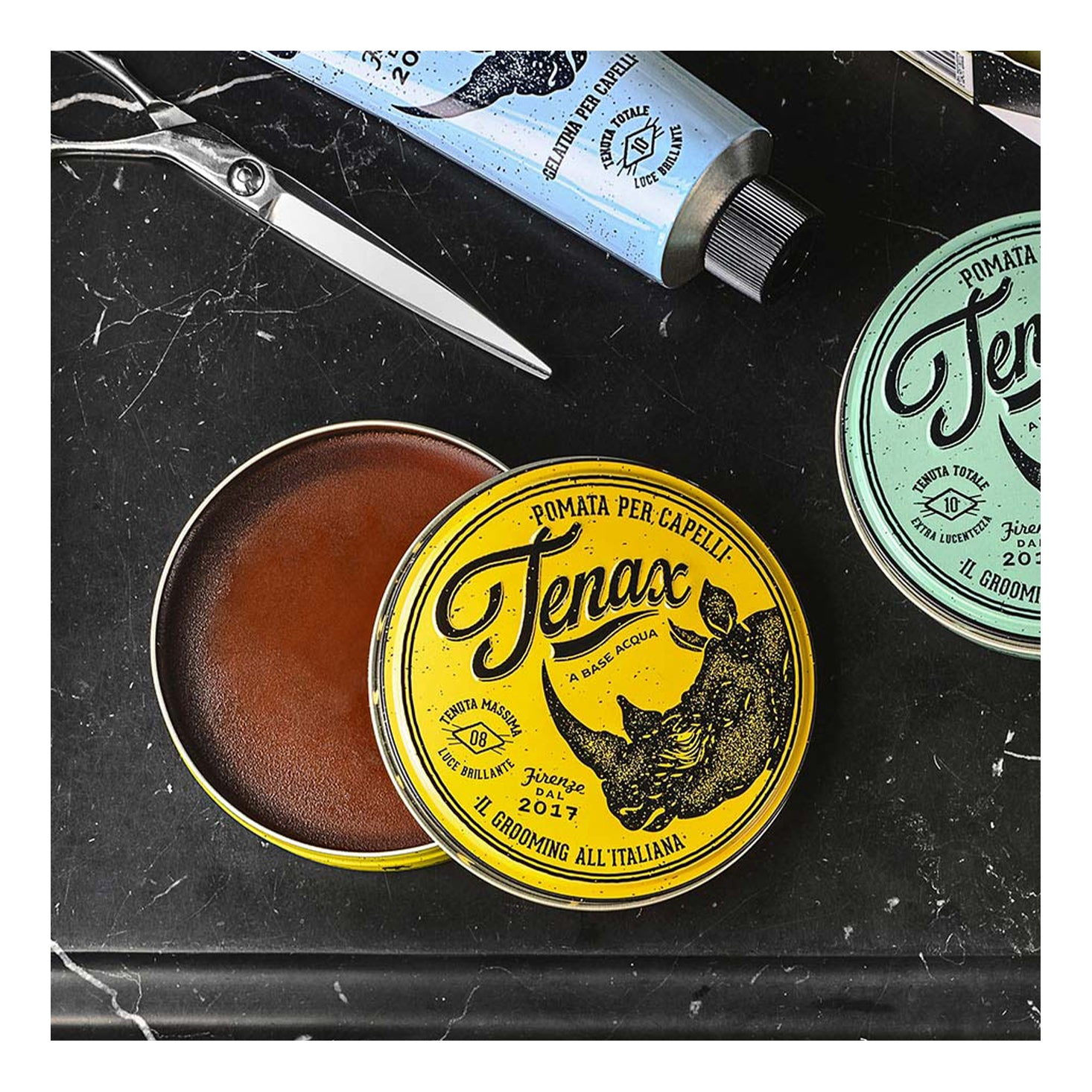 Tenax Pomade - Extra Strong Hold