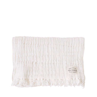 Ten i muhoh Muslin Hand Towel - Natural