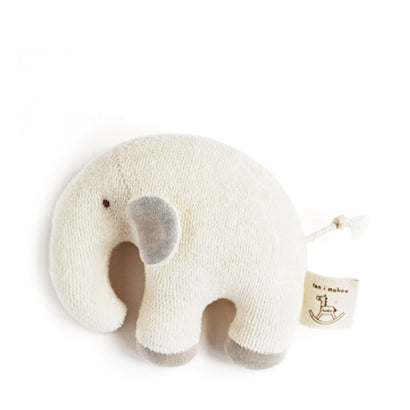 Ten i muhoh Baby Rattle - Elephant
