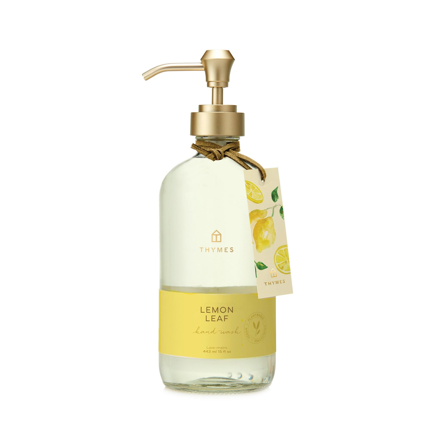 Thymes Lemon Leaf Hand Wash