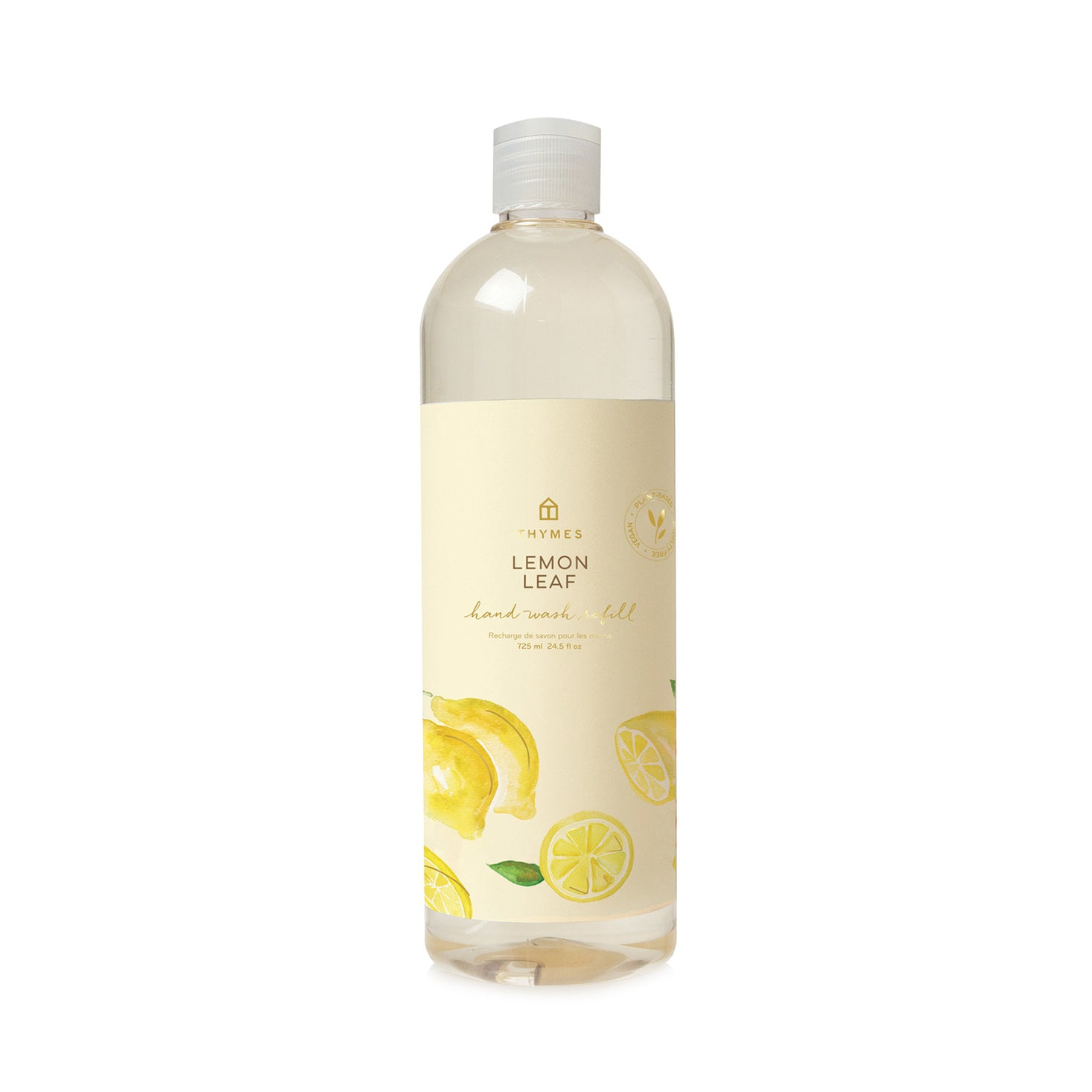 Thymes Lemon Leaf Hand Wash Refill
