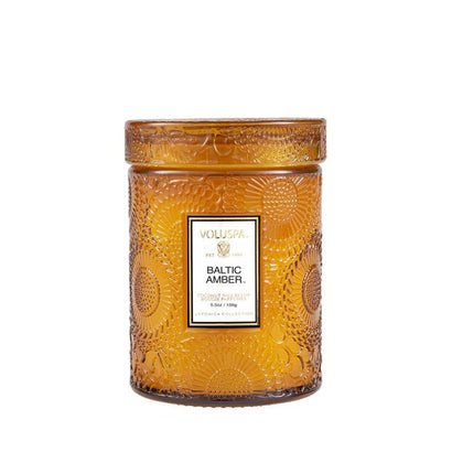 VOLUSPA Baltic Amber 50hr Candle Jar
