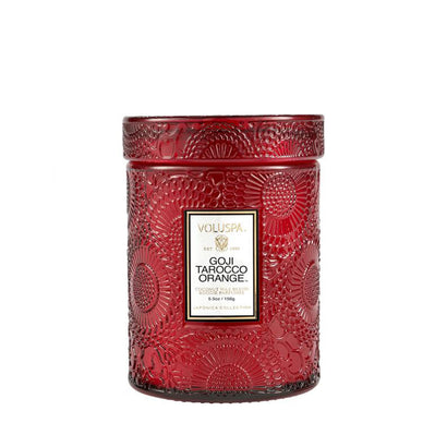 VOLUSPA Goji Tarocco 50hr Candle Jar