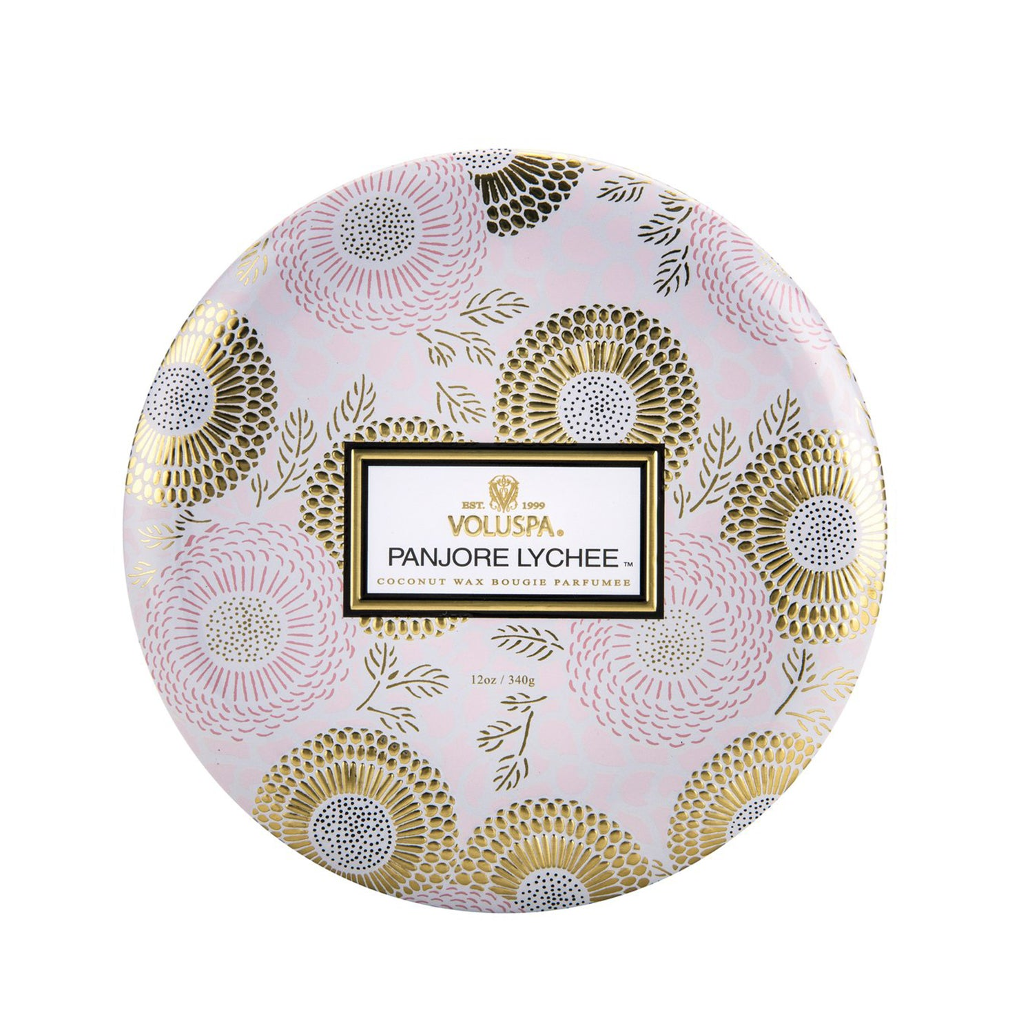 VOLUSPA Panjore Lychee 3 Wick Candle