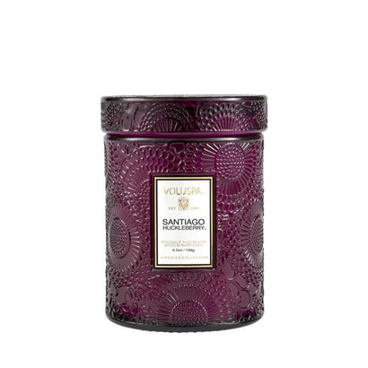 VOLUSPA Santiago Huckleberry 50hr Candle Jar