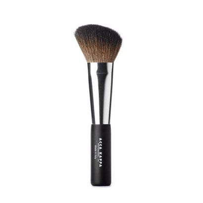 Acca Kappa Goat Hair Angled Powder + Blusher Brush