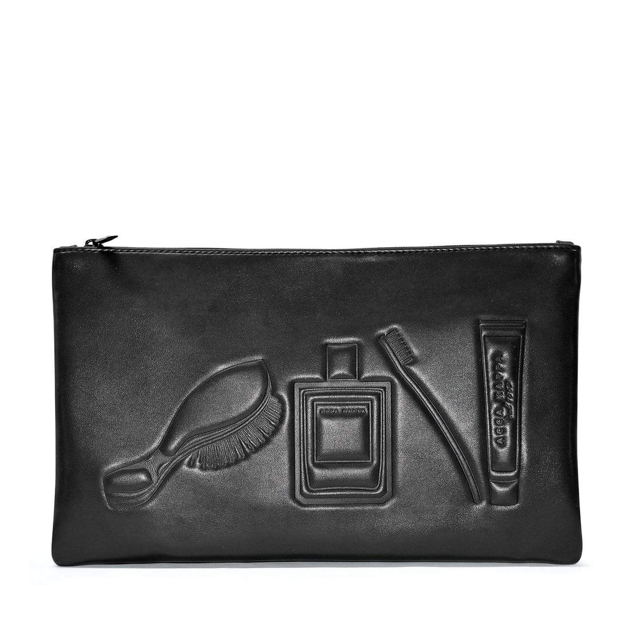 Acca Kappa Travel Bag - Black