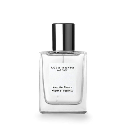 Acca Kappa White Moss (Muschio Bianco) Eau de Cologne - 30ml