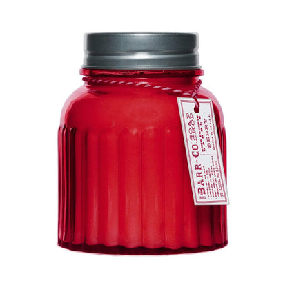 Barr-Co Berry 120hr Apothecary Candle