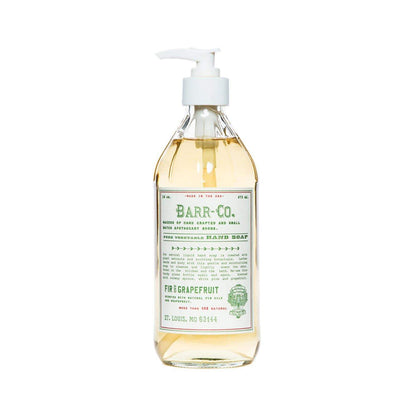Barr-Co Fir & Grapefruit Liquid Hand Soap