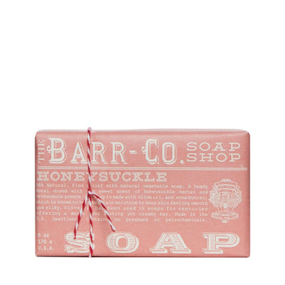 Barr-Co Honeysuckle Soap