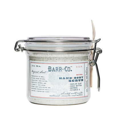 Barr-Co Original Hand & Body Scrub