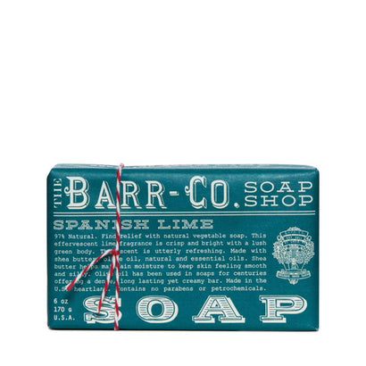 Barr-Co Spanish Lime Soap