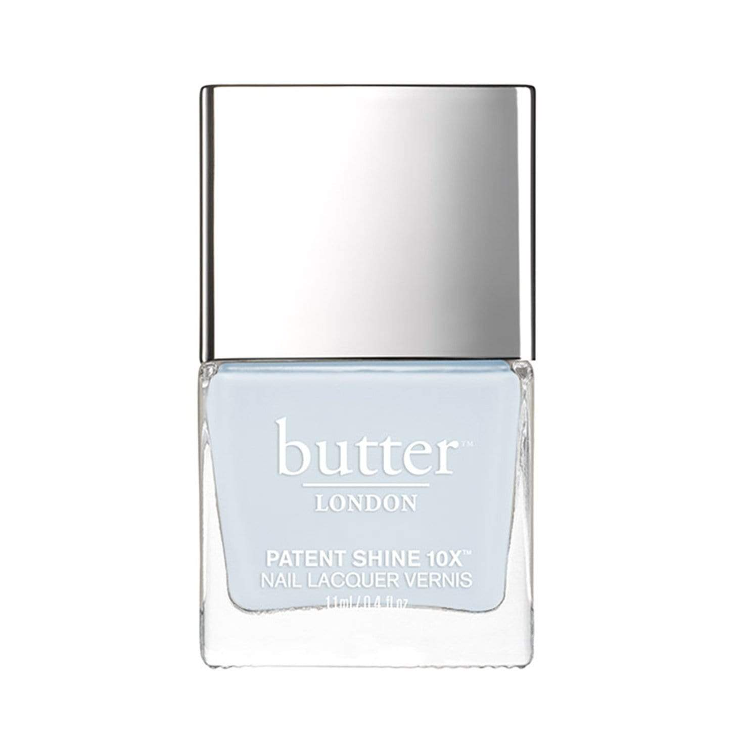 butter LONDON Candy Floss Patent Shine 10X Nail Lacquer