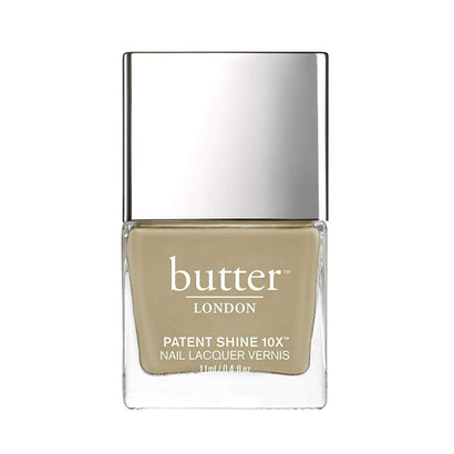 butter LONDON Dapper Patent Shine 10X Nail Lacquer