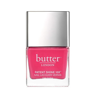 butter LONDON Flusher Blusher Patent Shine 10X Nail Lacquer
