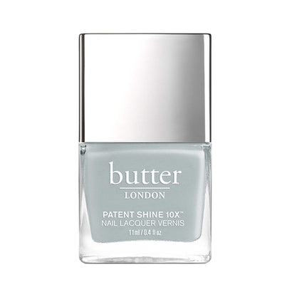 butter LONDON London Fog Patent Shine 10X Nail Lacquer