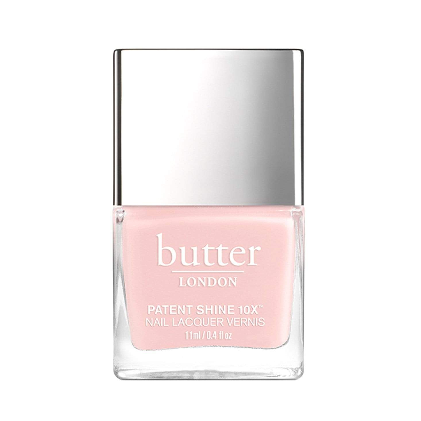 butter LONDON Piece of Cake Patent Shine 10X Nail Lacquer