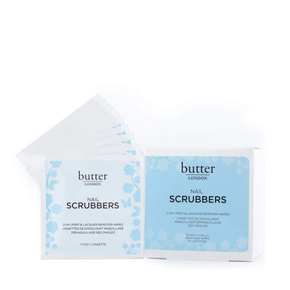 butter LONDON Scrubbers Polish Remover Pads