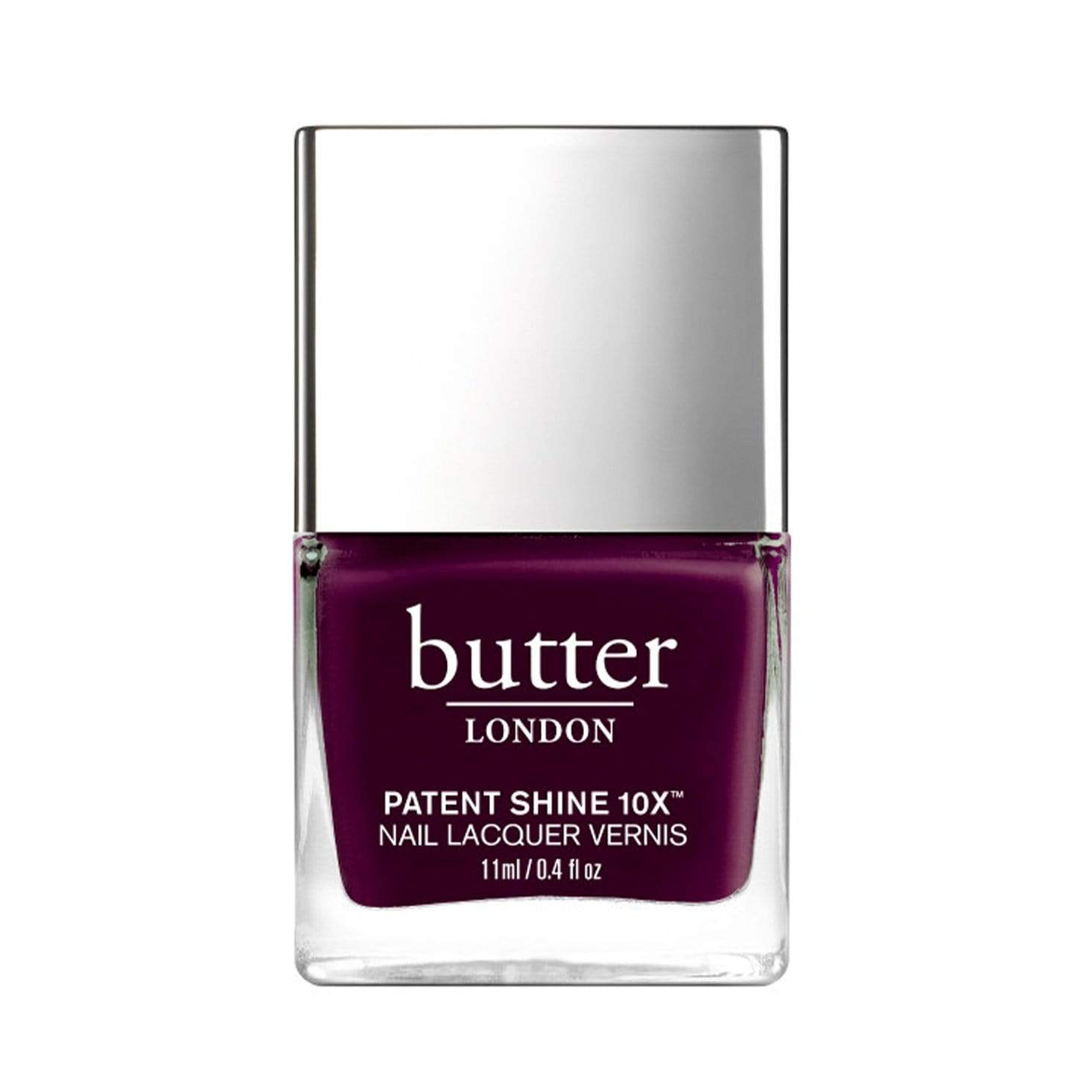 butter LONDON Toodles Patent Shine 10X Nail Lacquer
