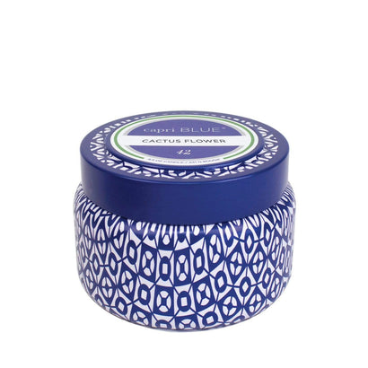Capri Blue Travel Candle - Cactus Flower