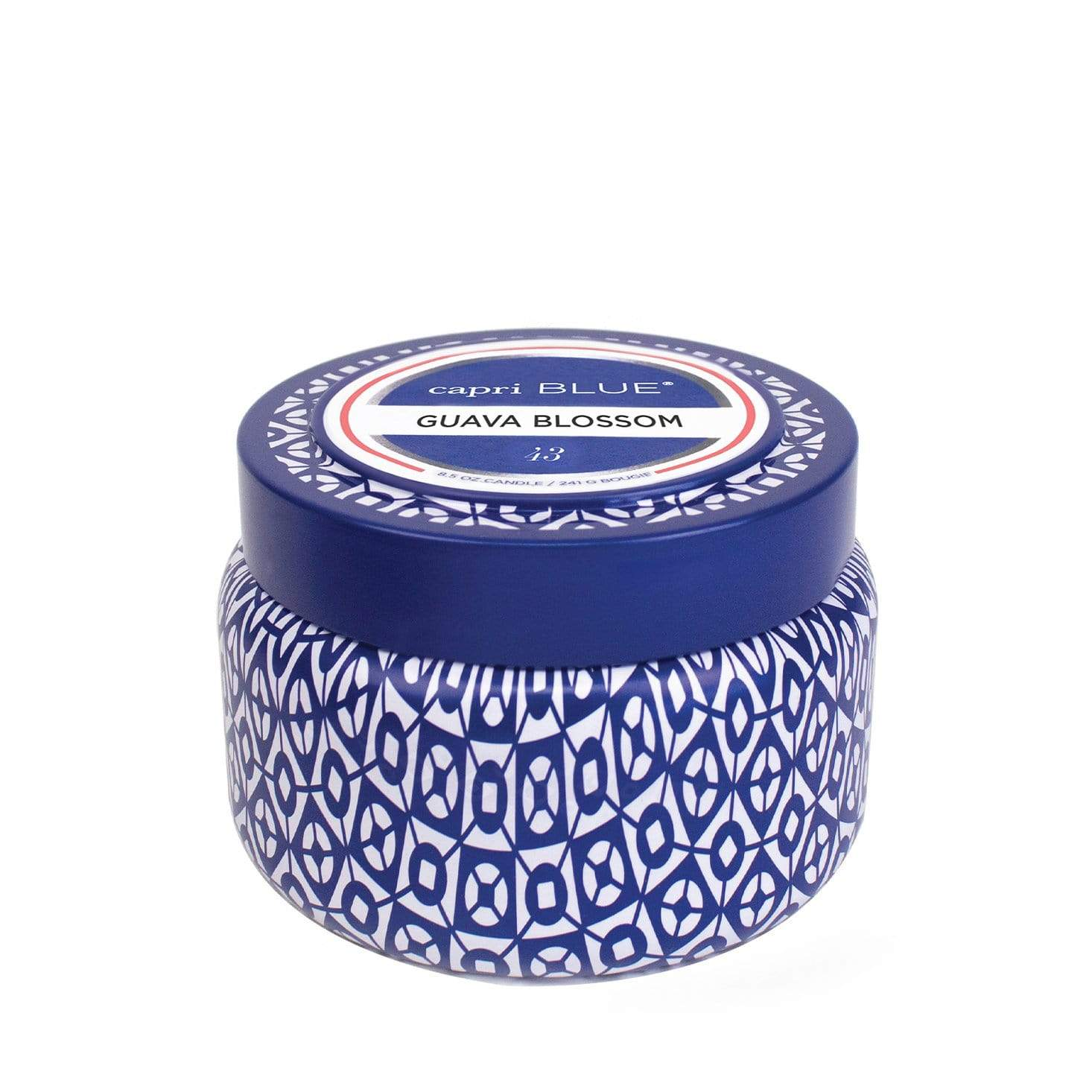 Capri Blue Travel Candle - Guava Blossom