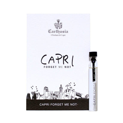 CARTHUSIA Capri Forget Me Not Eau de Parfum - 2ml