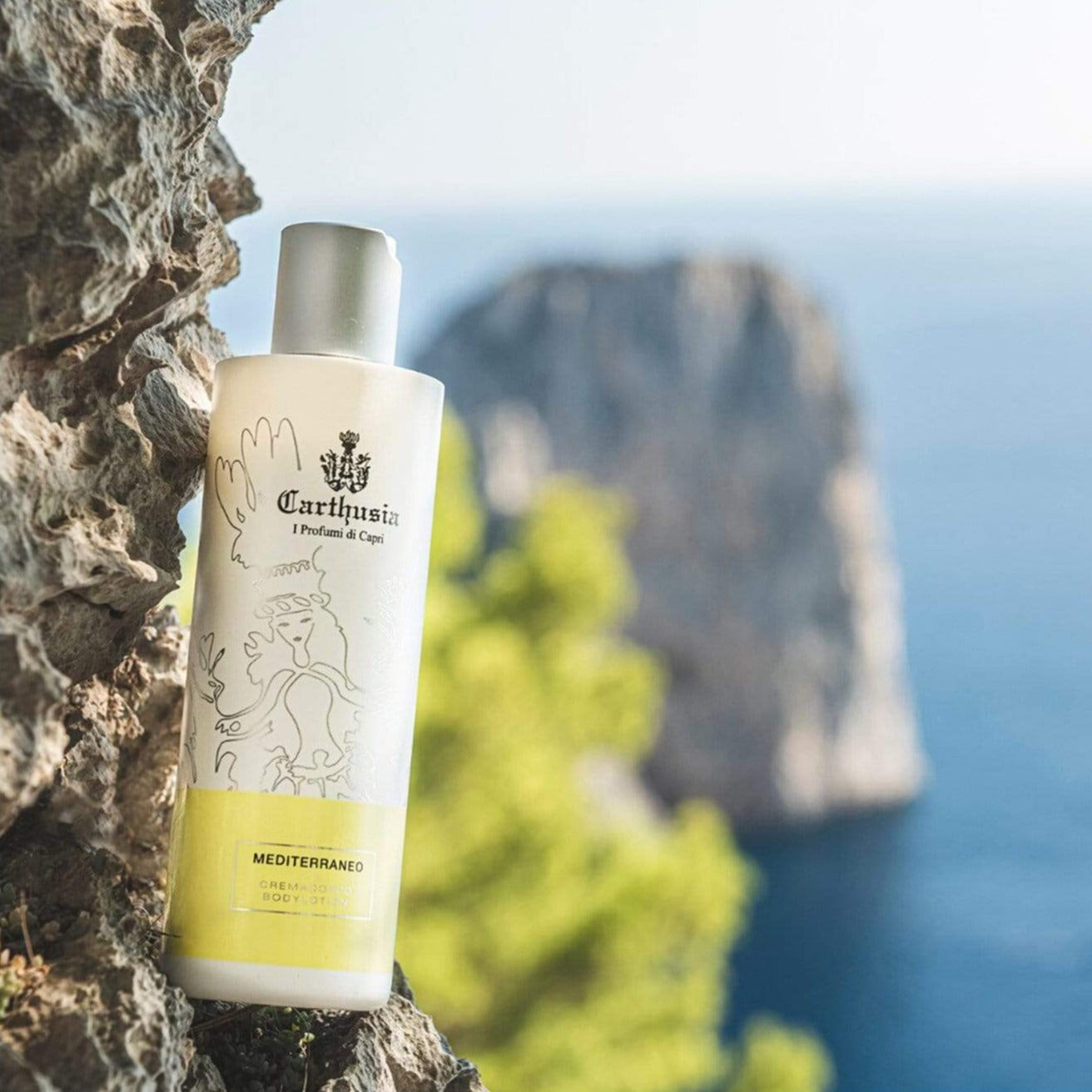 CARTHUSIA Mediterraneo Body Lotion