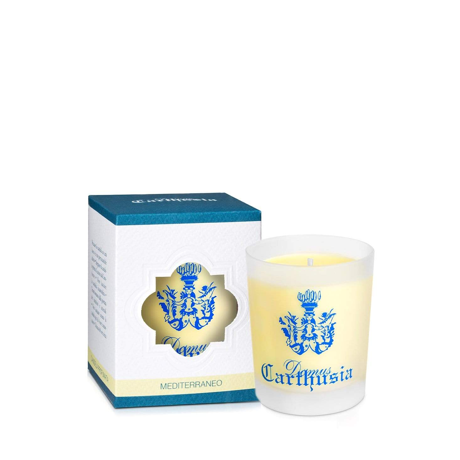 CARTHUSIA Mediterraneo Scented Candle - 70gm