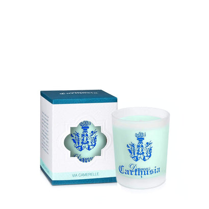 CARTHUSIA Via Camerelle Scented Candle - 70gm