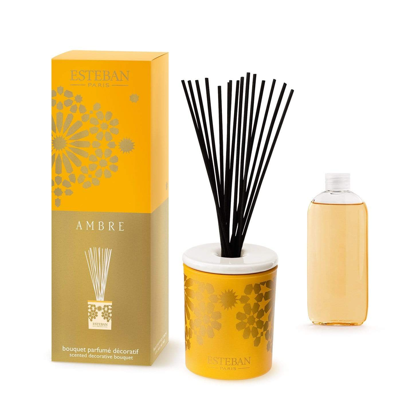 Esteban Ambre Decorative Diffuser