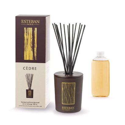 Esteban Cedre Decorative Diffuser