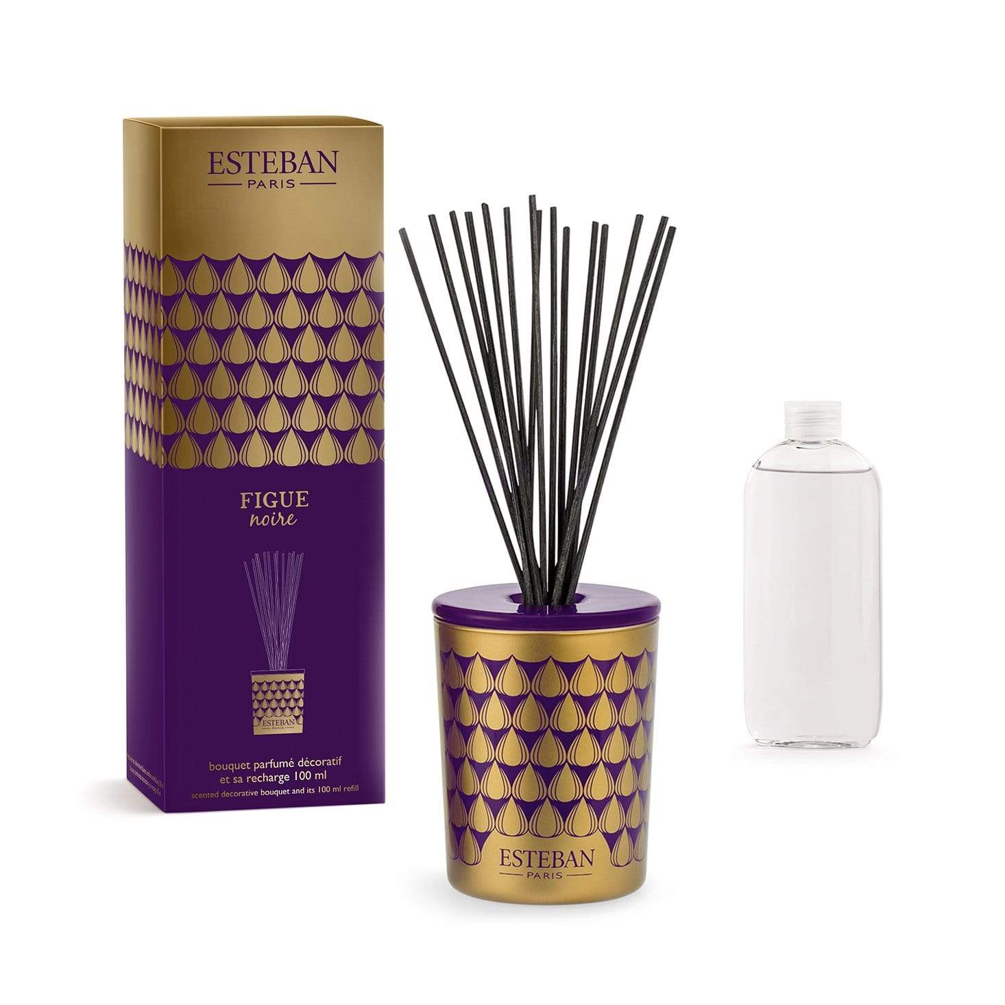 Esteban Fig Decorative Diffuser