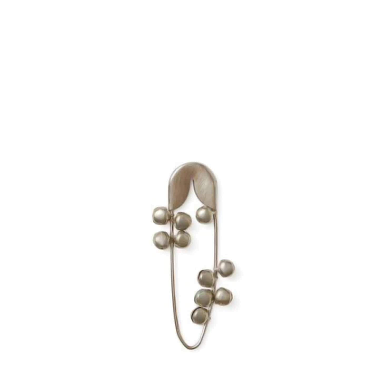 Fog Linen Work 'Bell' Safety Pin - Small