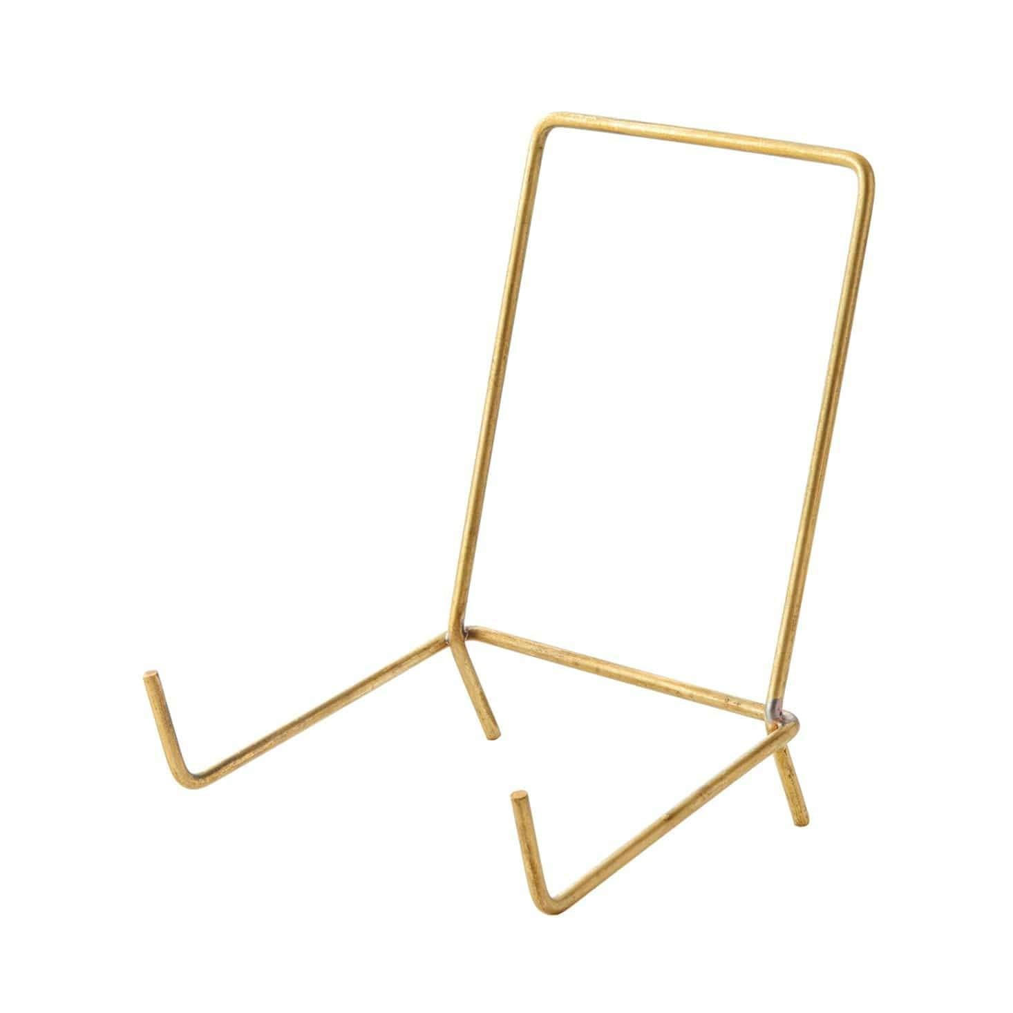 Fog Linen Work Brass Stand - Medium