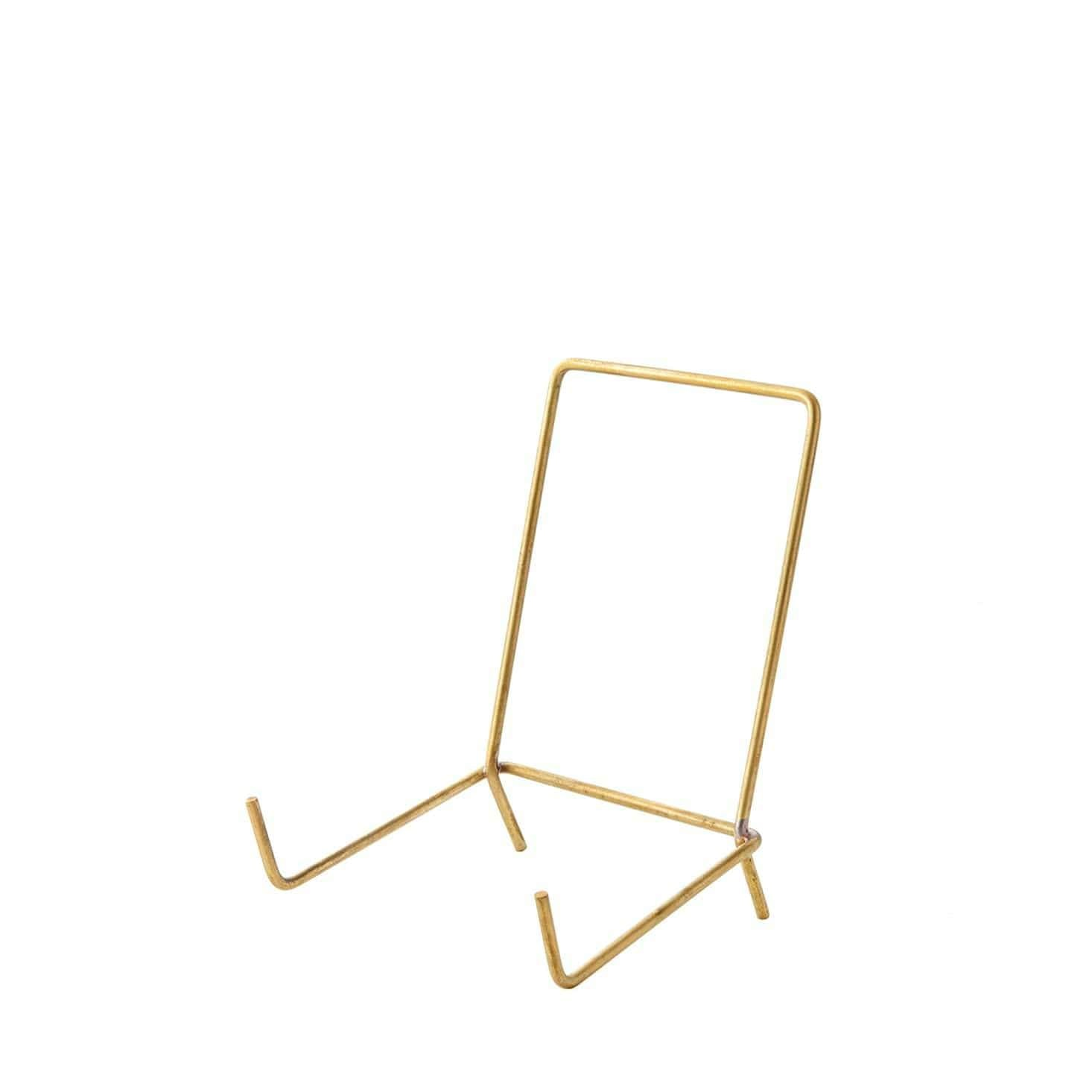 Fog Linen Work Brass Stand - Small